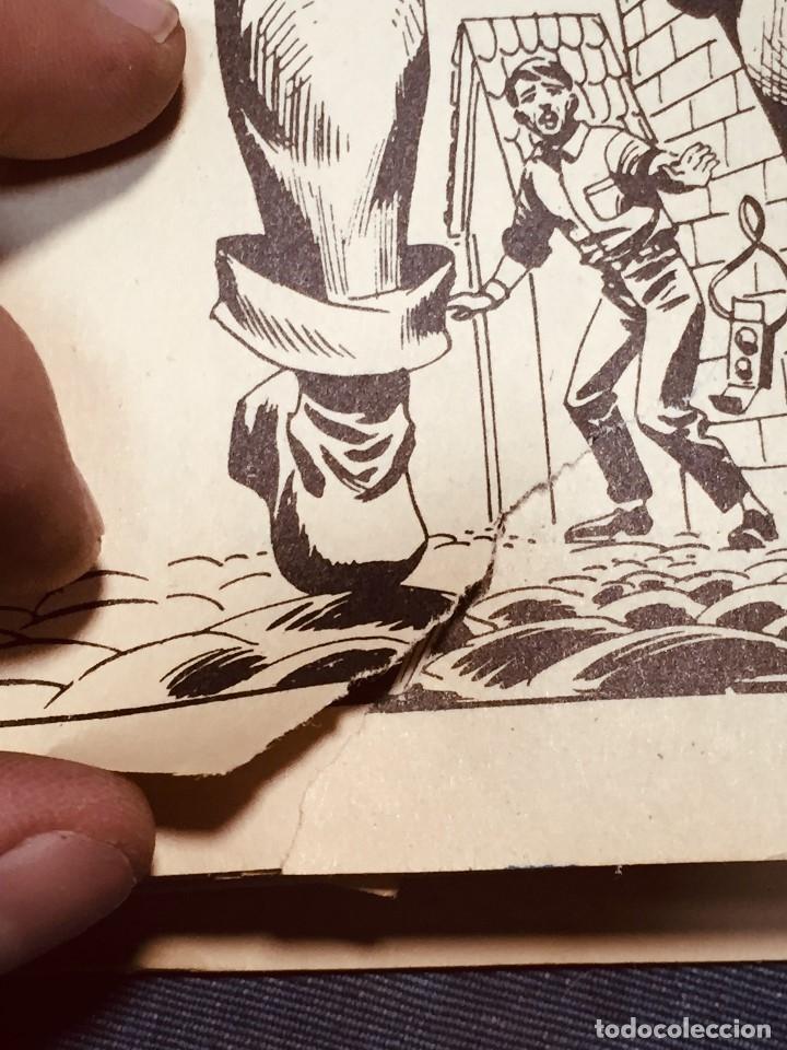 Cómics: selecciones marvel comics group vertice edicion especial suspense en el futuro buen estado 20,5x15c - Foto 5 - 181606631