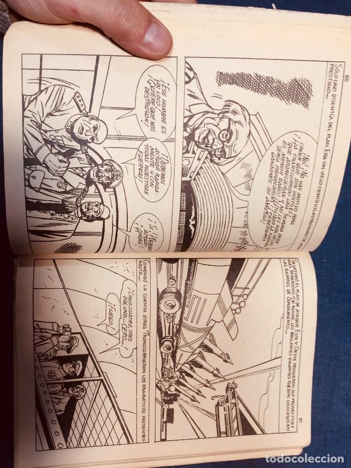 Cómics: selecciones marvel comics group vertice edicion especial suspense en el futuro buen estado 20,5x15c - Foto 8 - 181606631
