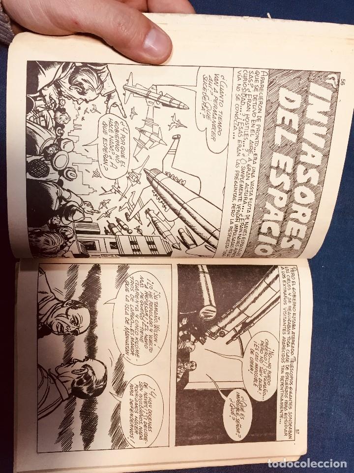 Cómics: selecciones marvel comics group vertice edicion especial suspense en el futuro buen estado 20,5x15c - Foto 9 - 181606631