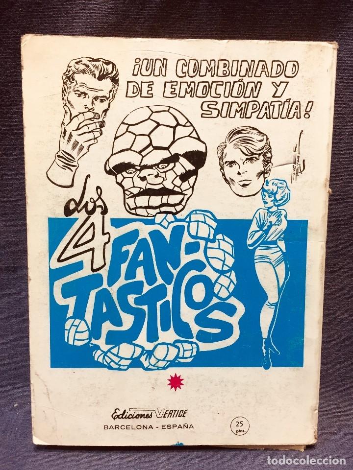 Cómics: selecciones marvel comics group vertice edicion especial suspense en el futuro buen estado 20,5x15c - Foto 13 - 181606631