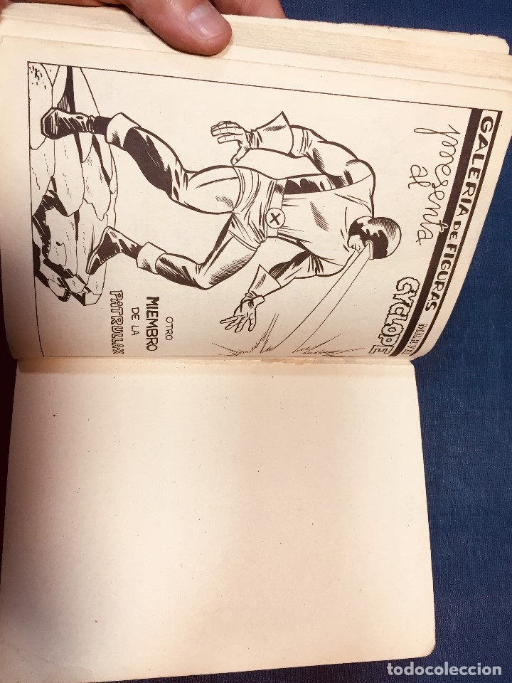 Cómics: selecciones marvel comics group vertice edicion especial señor de los monstruos iron man 20,5x15c - Foto 3 - 181608497