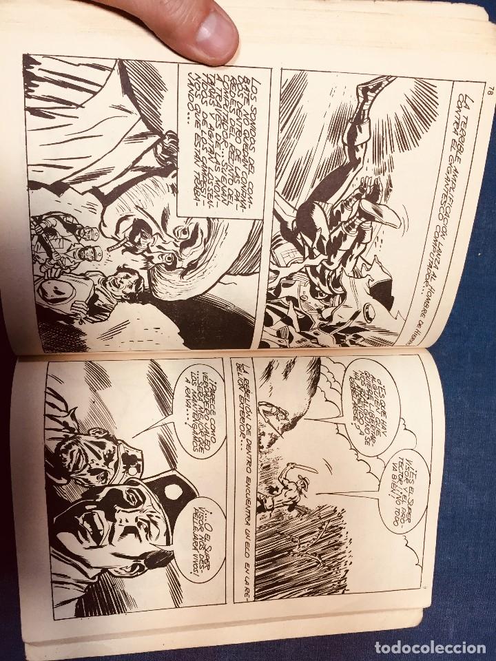 Cómics: selecciones marvel comics group vertice edicion especial señor de los monstruos iron man 20,5x15c - Foto 5 - 181608497
