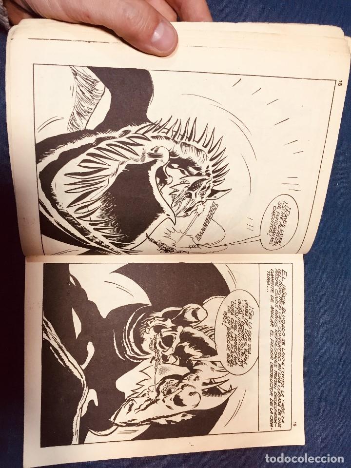 Cómics: selecciones marvel comics group vertice edicion especial señor de los monstruos iron man 20,5x15c - Foto 7 - 181608497
