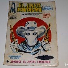 Cómics: VERTICE - EL JINETE FANTASMA - GHOST RIDER Nº 1 V. 1 - APARECE EL JINETE FANTASMA - AÑO 1972. Lote 181674447