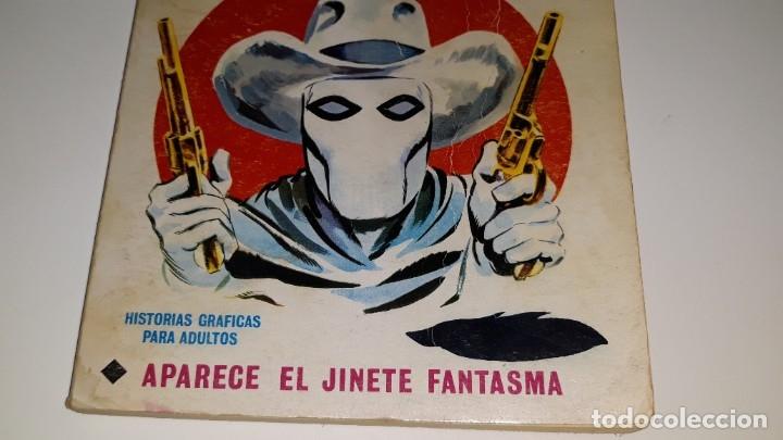 Cómics: VERTICE - EL JINETE FANTASMA - GHOST RIDER Nº 1 V. 1 - APARECE EL JINETE FANTASMA - AÑO 1972 - Foto 2 - 181674447