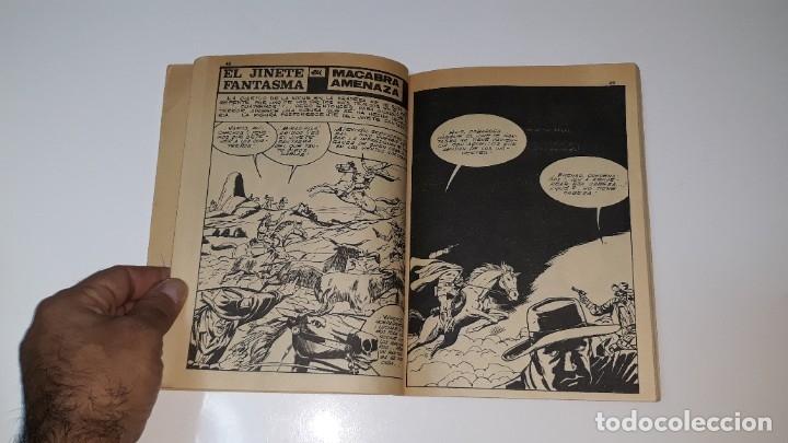 Cómics: VERTICE - EL JINETE FANTASMA - GHOST RIDER Nº 1 V. 1 - APARECE EL JINETE FANTASMA - AÑO 1972 - Foto 7 - 181674447