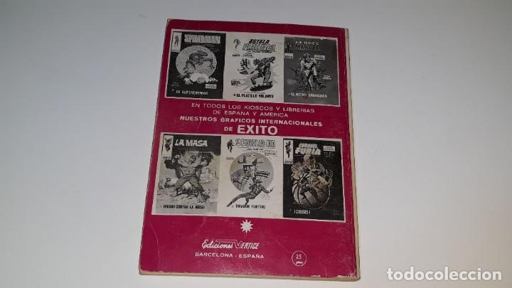 Cómics: VERTICE - EL JINETE FANTASMA - GHOST RIDER Nº 1 V. 1 - APARECE EL JINETE FANTASMA - AÑO 1972 - Foto 10 - 181674447