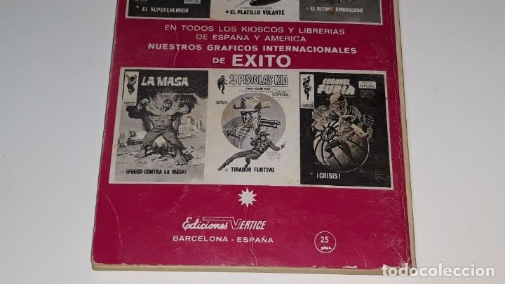 Cómics: VERTICE - EL JINETE FANTASMA - GHOST RIDER Nº 1 V. 1 - APARECE EL JINETE FANTASMA - AÑO 1972 - Foto 11 - 181674447