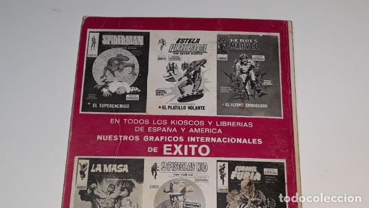 Cómics: VERTICE - EL JINETE FANTASMA - GHOST RIDER Nº 1 V. 1 - APARECE EL JINETE FANTASMA - AÑO 1972 - Foto 12 - 181674447