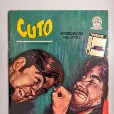 Cómics: VÉRTICE GRAPA CUTO Nº 3. 10 PTS. 1965.. Lote 181903935