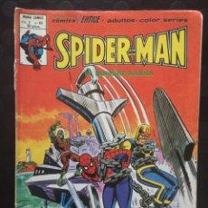 Comics: SPIDERMAN EL HOMBRE ARAÑA VOL.3 N.65 . LA LOCURA ESTA EN LA MENTE . ( 1978 ) .. Lote 181919096