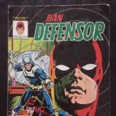 Cómics: DAN DEFENSOR N.9 . EN LAS MANOS DE TIRO CERTERO . ( 1981/1982 ) .. Lote 181921241