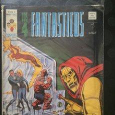 Comics : LOS 4 FANTÁSTICOS VOL.3 N.11 . EL REGRESO DEL HOMBRE TOPO . ( 1977/1980 ) .. Lote 181922010