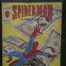 Fumetti: SPIDERMAN EL HOMBRE ARAÑA VOL.3 N.48 . UN VAMPIRO ANDA SUELTO . ( 1975/1980 ) .. Lote 181928661