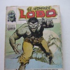 Cómics: EL HOMBRE LOBO VOL. 1 Nº 1 LA NOCHE DEL LOBO HUMANO VERTICE COMPLETO CX28. Lote 181936325