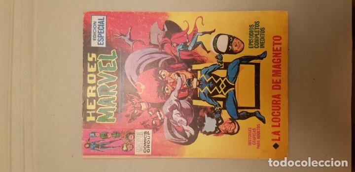 HEROES MARVEL N 7 VOL 1 VERTICE (Tebeos y Comics - Vértice - V.1)