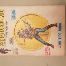 Cómics: 2 PISTOLAS KID N 2 VOL 1 VERTICE TERMINA EN LA PAGINA 126. Lote 181957135
