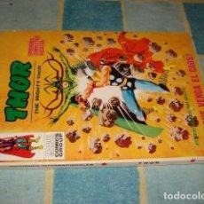 Cómics: THOR 21, 1972, VERTICE, BUEN ESTADO. Lote 182000820