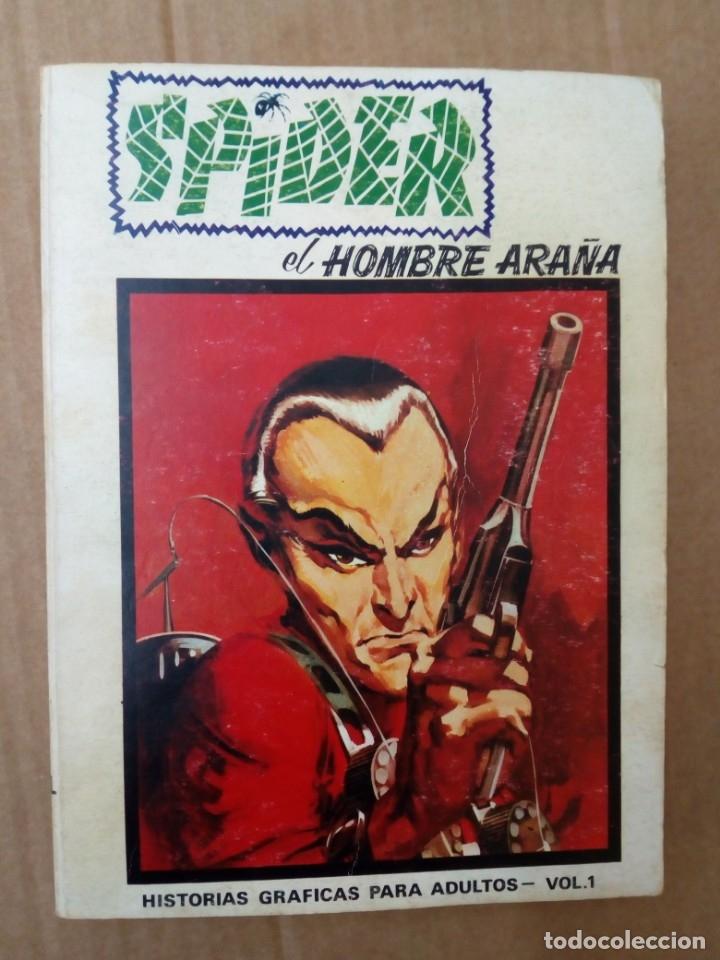 SPIDER, EL HOMBRE ARAÑA Nº 1 (Tebeos y Comics - Vértice - Otros)
