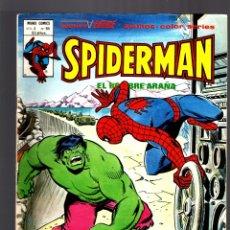 Cómics: SPIDERMAN 59 VOL 3 - VERTICE FN+ / CONTRA LA MASA. Lote 182061320