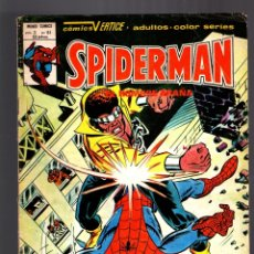 Cómics: SPIDERMAN 61 VOL 3 - VERTICE VG+ / CONTRA POWERMAN Y EL HOMBRE LOBO. Lote 182061657