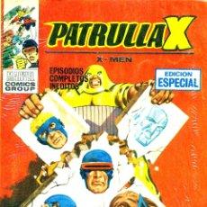 Cómics: PATRULLA X-20 (VERTICE, 1969) V1. Lote 182062092