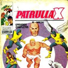 Cómics: PATRULLA X-3 (VERTICE, 1969) V1. Lote 182062381