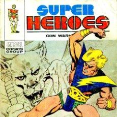Cómics: SUPER HEROES-1 (VERTICE, 1974) V1. Lote 182064378
