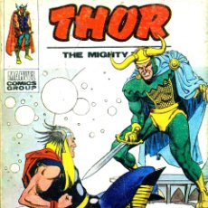 Cómics: THOR-33 (VERTICE, 1970) V1. Lote 182065491
