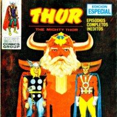 Fumetti: THOR-16 (VERTICE, 1970) V1. Lote 182065897