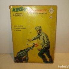 Cómics: KELLY OJO MAGICO Nº1 VOL 1 DE 1966,BUEN ESTADO,BARATO. Lote 182108298
