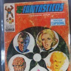 Cómics: LOS 4 FANTASTICOS-Nº 4 - PRISIONEROS DEL PLANETA X. Lote 182158391