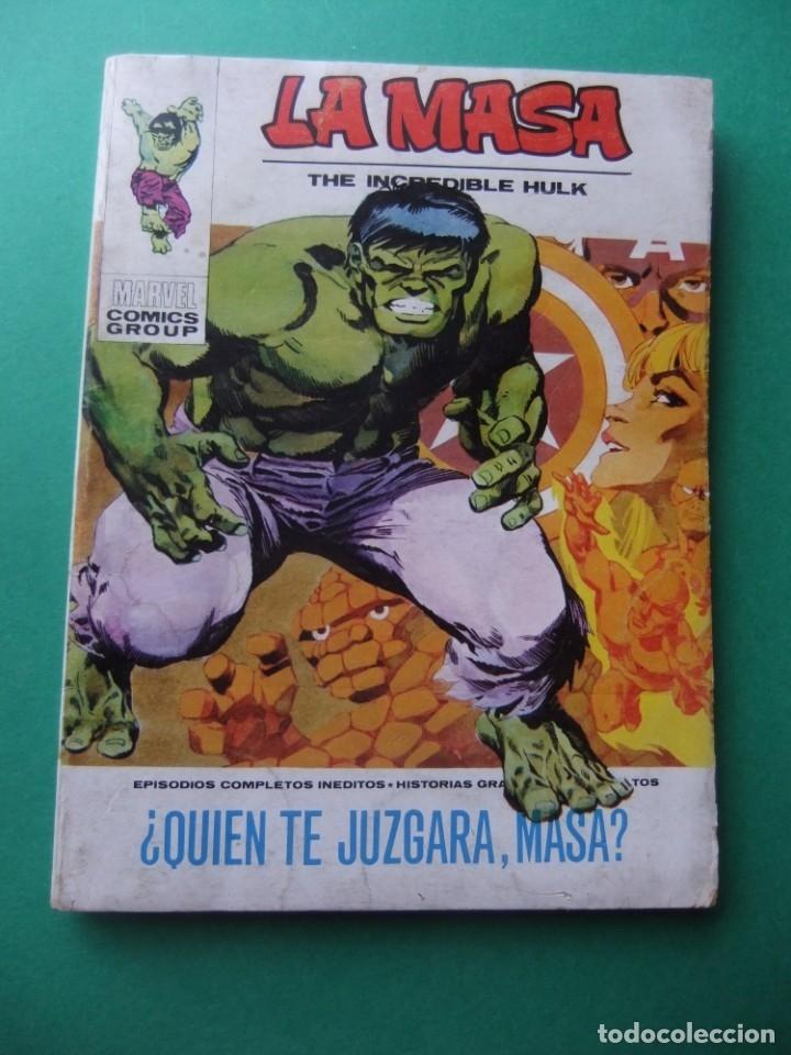 LA MASA Nº 25 VERTICE TACO (Tebeos y Comics - Vértice - La Masa)