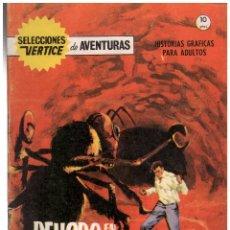 Cómics: SELECCIONES VERTICE DE AVENTURAS Nº 3. FORMATO GRAPA.. Lote 182160761
