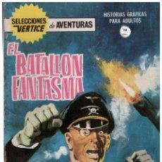 Comics : SELECCIONES VERTICE DE AVENTURAS Nº 14. FORMATO GRAPA.. Lote 182161905