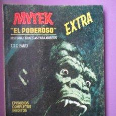 Cómics: MYTEK Nº 7 VERTICE TACO, ¡¡¡¡¡ BUEN ESTADO!!!!. Lote 182231547