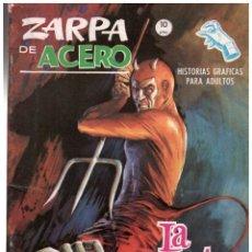 Cómics: ZARPA DE ACERO Nº 26 . EDICION GRAPA VERTICE. JESUS BLASCO. Lote 182273423