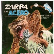 Cómics: ZARPA DE ACERO Nº 27 . EDICION GRAPA VERTICE. JESUS BLASCO. Lote 182273488