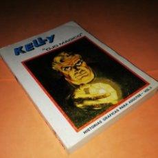 Cómics: KELLY OJO MAGICO. VOLUMEN 4. EDICION ESPECIAL . TACO. VERTICE . 1973 .BUEN ESTADO.. Lote 182289621