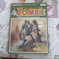 Cómics: TALES OF THE ZOMBIE Nº 6. Lote 182396931