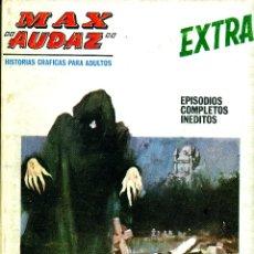 Cómics: MAX AUDAZ EXTRA-21 (VERTICE, 1966) ULTIMO NÚMERO DE LA COLECCION. Lote 182421397