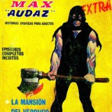 Cómics: MAX AUDAZ EXTRA-13 (VERTICE, 1966) . Lote 182422152