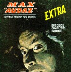 Cómics: MAX AUDAZ EXTRA-7 (VERTICE, 1966) . Lote 182422397