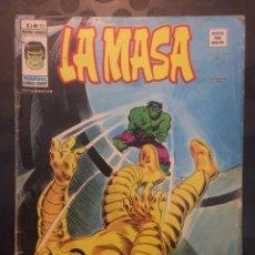 Cómics: LA MASA VOL.3 N.23 . MAÑANA MORIRÁ EL SOL . ( 1975/1980 ) .. Lote 182429025