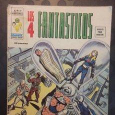 Cómics: LOS 4 FANTÁSTICOS VOL.2 N.28 . ATENCIÓN A LOS CUATRO ESPANTOSOS . ( 1974/1977 ) .. Lote 182429720