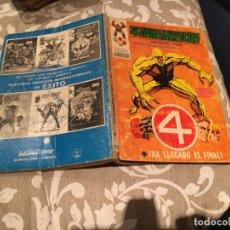 Cómics: LOS 4 FANTASTICOS. VOL 1. Nº 35. HA LLEGADO EL FINAL. VERTICE 1972. Lote 182503411