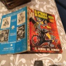 Cómics: EL HOMBRE DE HIERRO VOL 1 Nº 20 EL GEMIDO DEL DEMONIO - VERTICE 1972. Lote 182504921
