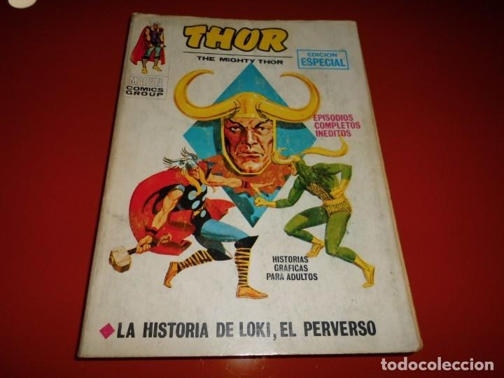 THOR VOL. 1 Nº 8 - VERTICE (Tebeos y Comics - Vértice - Thor)