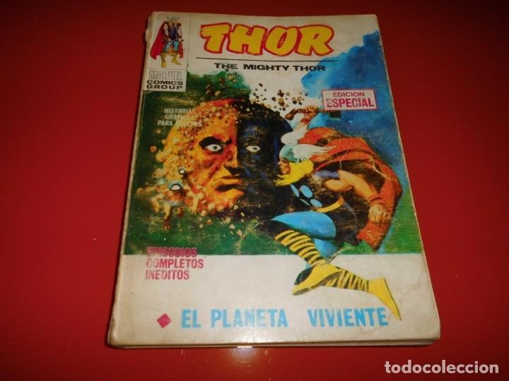 THOR VOL. 1 Nº 4 - VERTICE (Tebeos y Comics - Vértice - Thor)