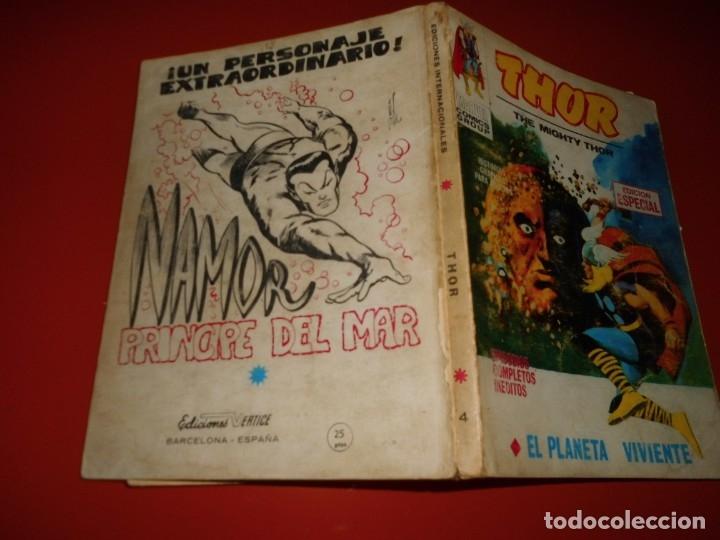 Cómics: Thor vol. 1 nº 4 - vertice - Foto 2 - 182524062